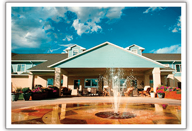 Senior Services - The Fountains of Hilltop, Independent and assisted living options, Hilltop