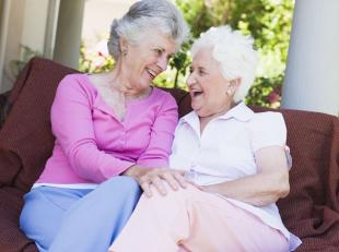 Senior Services - The Commons of Hilltop, Friends, Independent and assisted living options, Hilltop