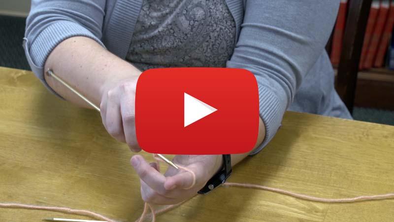 Beginners Crochet – Casting on