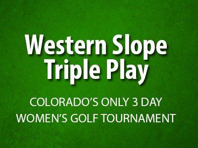 Western Slope Triple Play