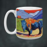 Buffalo Coffee Mug